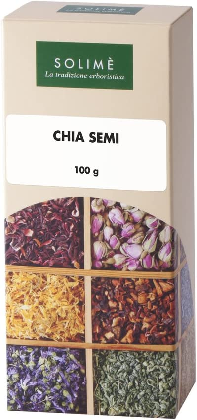 Chia Semillas – 100 g – Producto erboristico Made in Italy ...