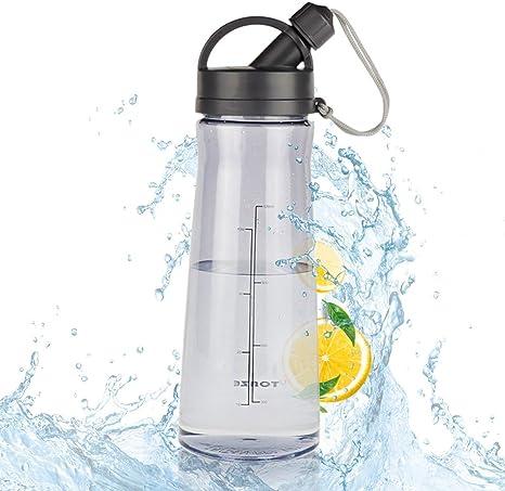 1.5 L Sport bouteille d/'eau Non Spill BPA Free Réutilisable Gourde avec