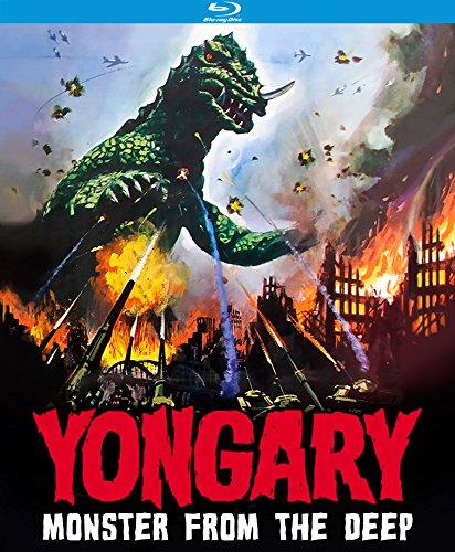 Yongary, Monster From the Deep (1967) aka Taekoesu Yonggary [Blu-ray]
