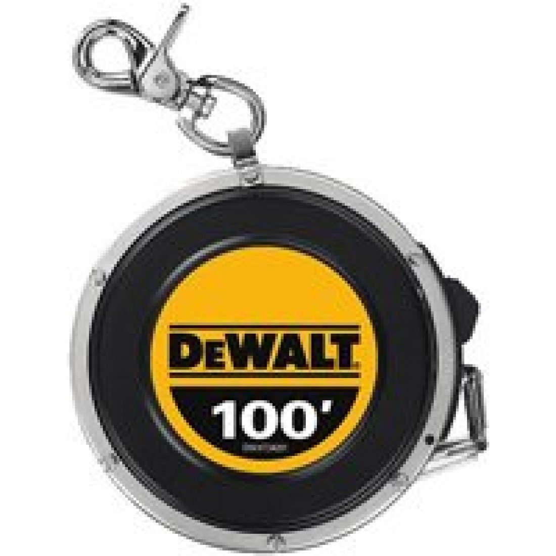 STANLEY TOOLS DWHT34201 - 100' X 3/8 Auto Rewind Steel Long Tape''