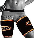 ビバラ(Vivala) シェイプアップベルト 二の腕 太腿 お腹 引き締め 発汗 ダイエット ベルト
