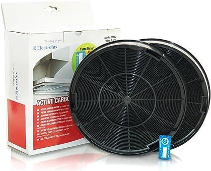 Aeg 9029793578 - Filtro de carbón vegetal para campana extractora Eff62: Amazon.es: Grandes electrodomésticos