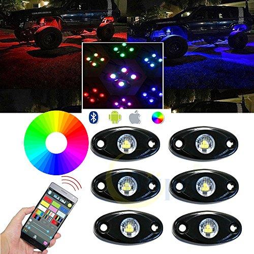Led Wheel Light Kits - 7