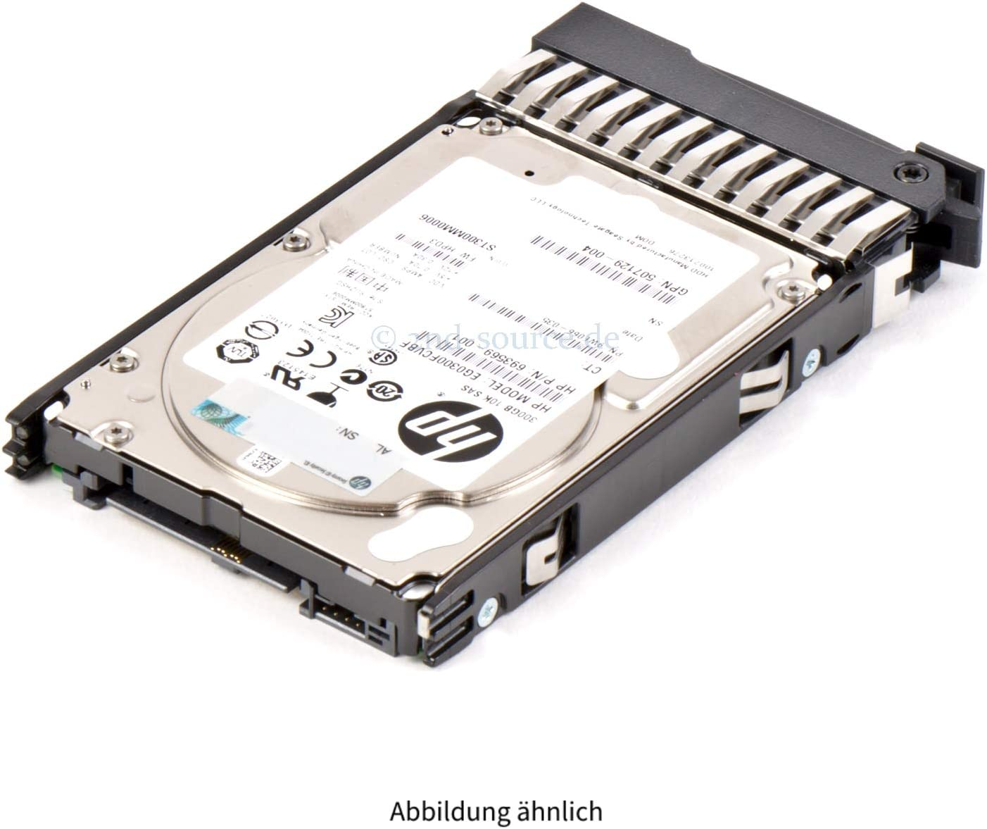 "HP NEW FACTORY SEALED 652564-B21 653955-001 300GB 6G SAS 10K 2.5/"" ENT HDD SC"