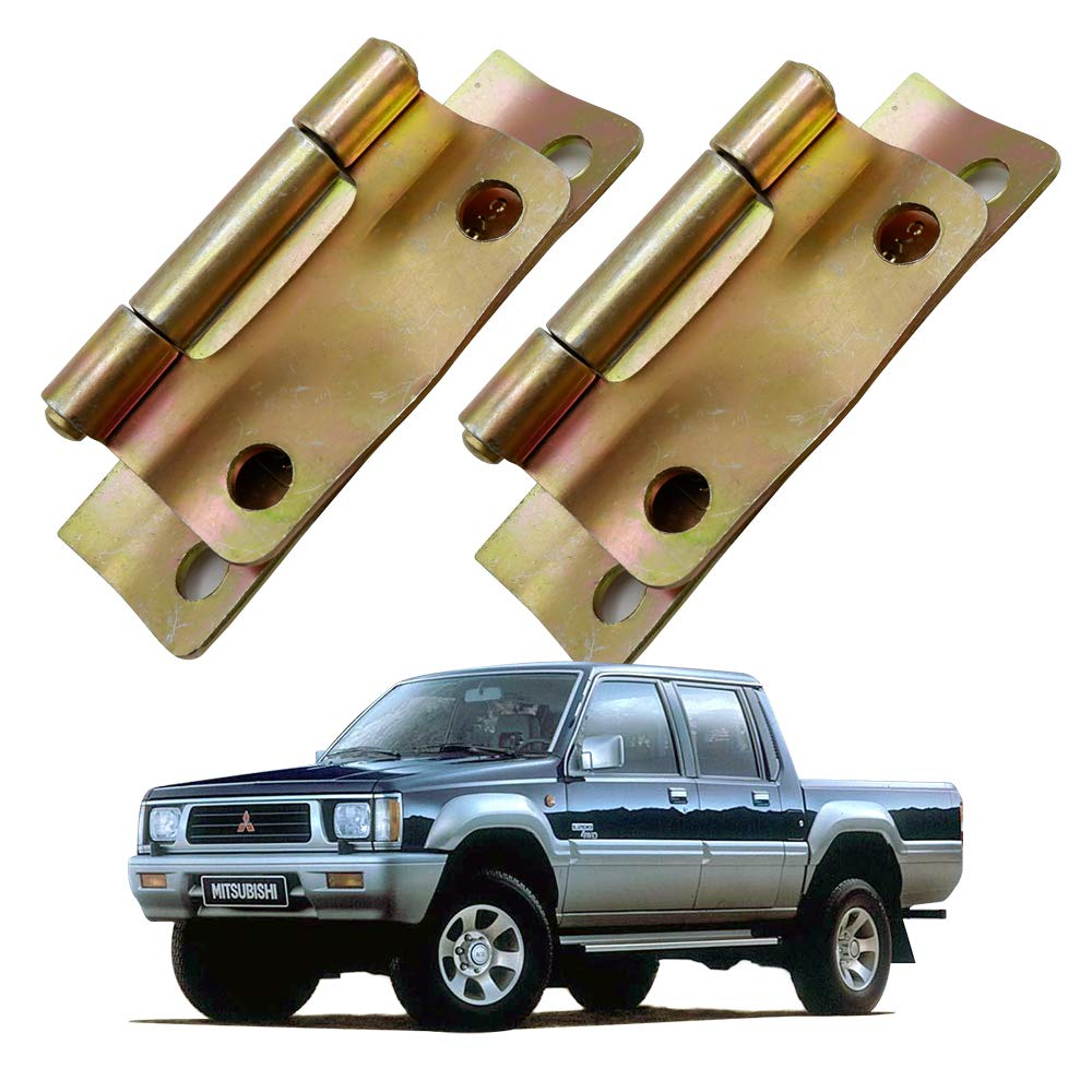 Nonstops Hinge Assy Rear Door Tail Gate For Mitsubishi L200 Cyclone Pickup 1986 1996 by Nonstops