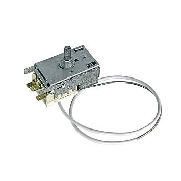 Termostato Regulador de temperatura k59-l2684 de s2775 Ranco Frigorífico Liebherr 6151805