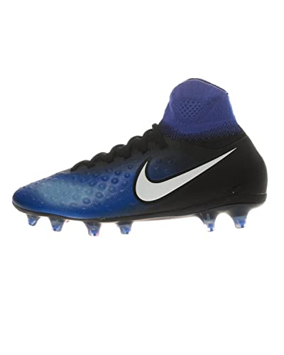 premium selection c5305 5a5e8 Nike Unisex-Kinder Magista Obra II FG Fußballschuhe, (BlauSchwarz 015)