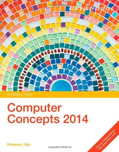 Read Online By June Jamrich Parsons New Perspectives on Computer Concepts 2014: Introductory (16th Edition) pdf epub