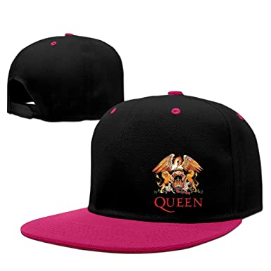 f8409bfd3eb Queen Band Logo Baseball Cool Hats Cap at Amazon Men s Clothing store