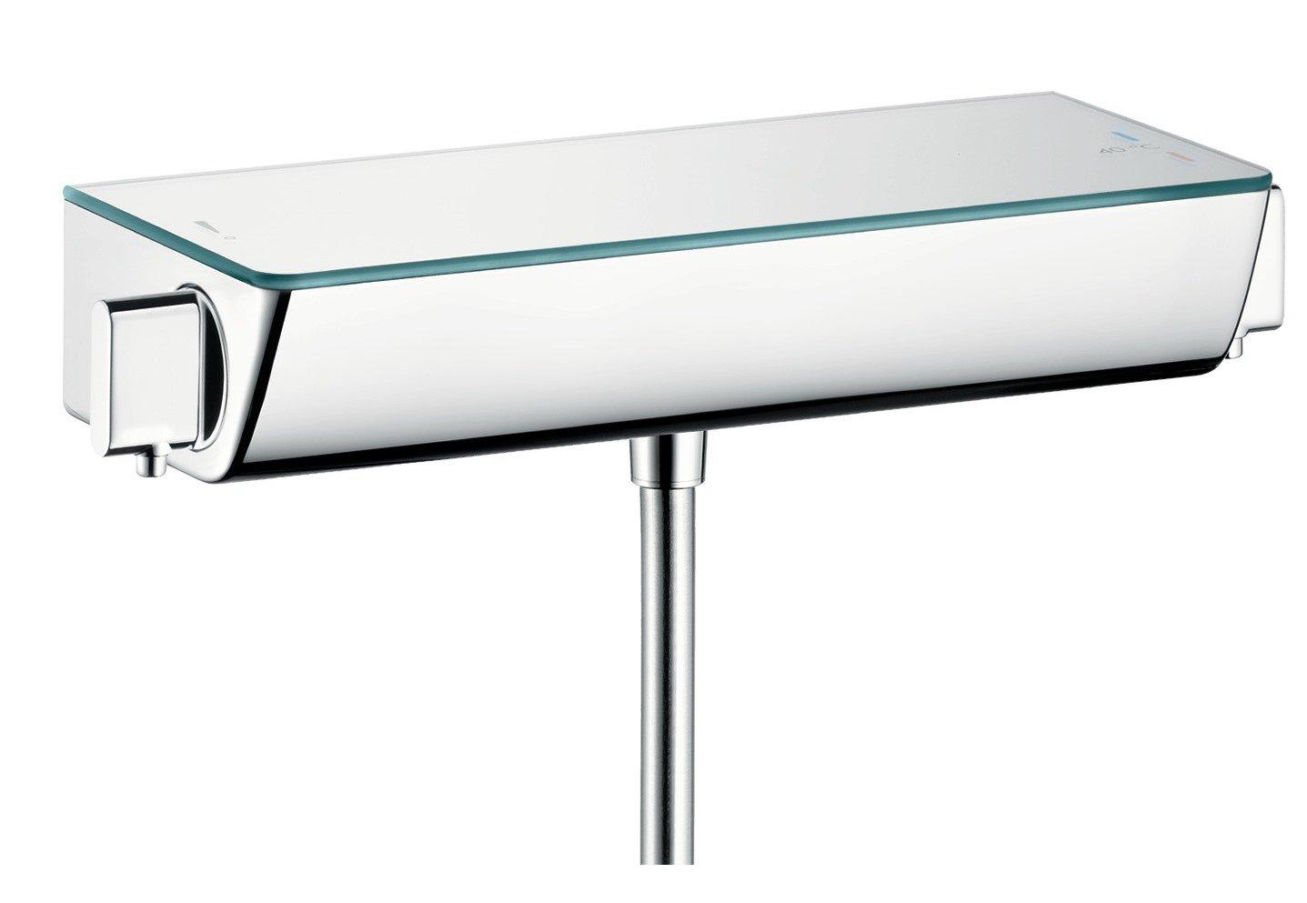 Hansgrohe 26812400 Doccetta Croma Select E Vario Bianco//Argento