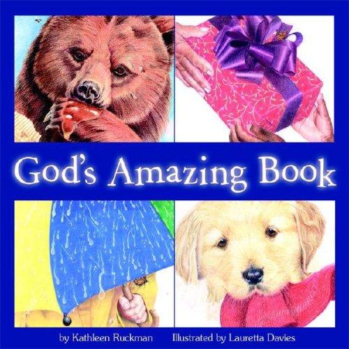 Download God's Amazing Book pdf epub