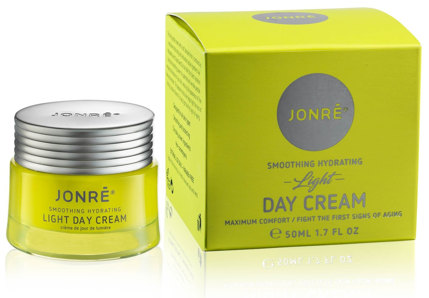 Jonre Day Face Cream, Face Moisturizer, Anti Wrinkle Cream, Smoothing, Hydrating, & Protecting Your Skin