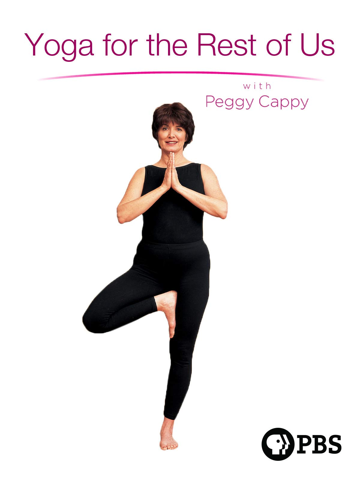 Amazon.com: Yoga for the Rest of Us: with Peggy Cappy, A ...