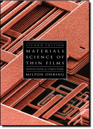 Top 10 recommendation materials science of thin films