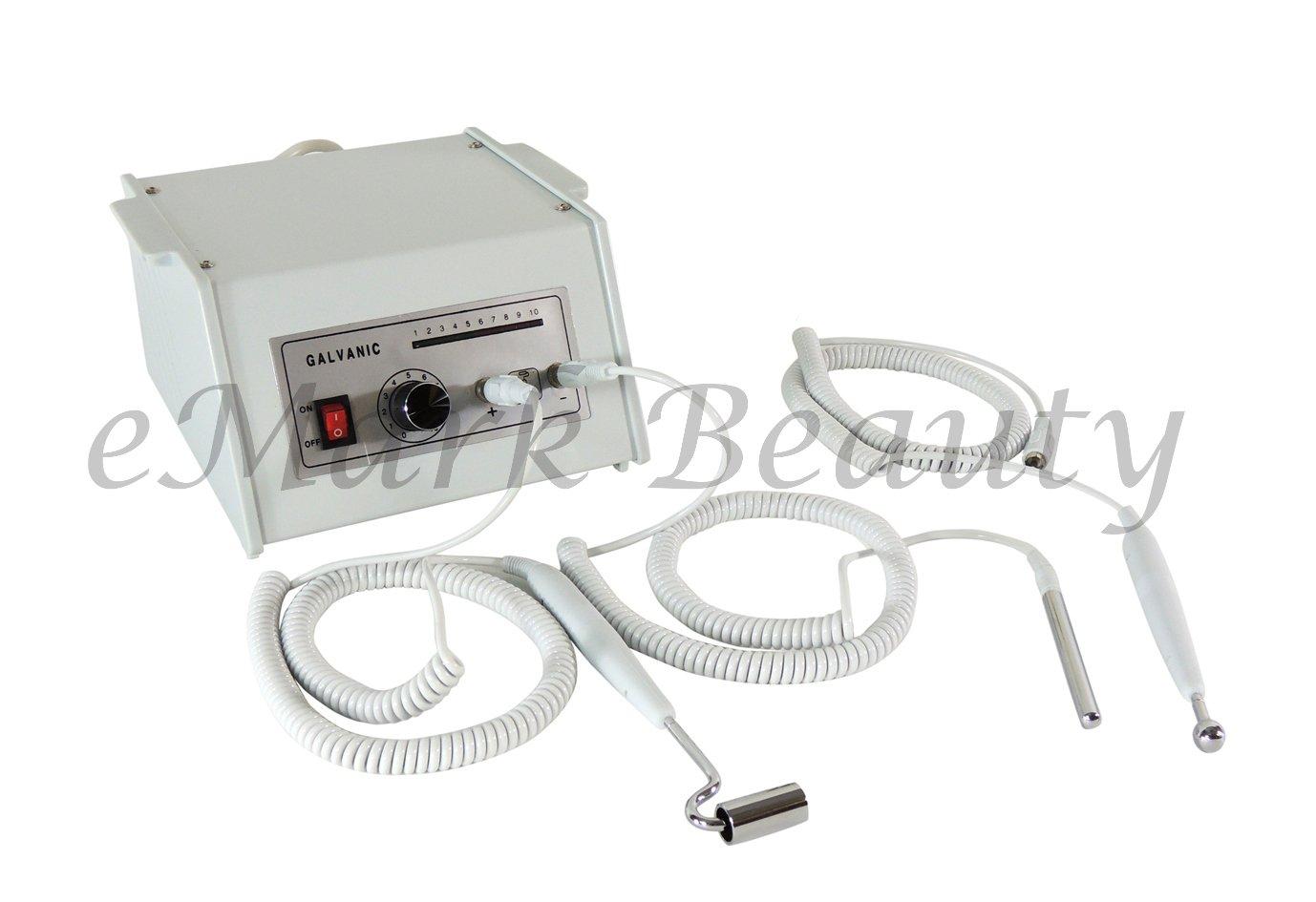 Galvanic Professional Grade Skin Care Machine TLC-8000E by eMark Beauty