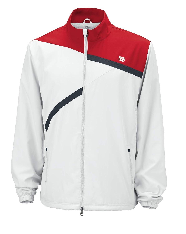 Wilson Trainingsjacken M Rush Woven Jacket - Chaqueta técnica para Hombre