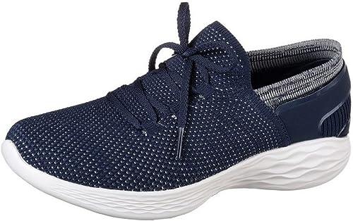 Rechazar Gestionar España  Skechers Women's You-14960 Sneaker: Amazon.co.uk: Shoes & Bags