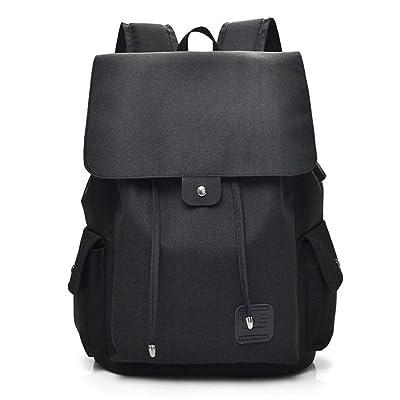 WYXIN Sac à dos d'affaires d'ordinateur portable, sac à dos d'affaires de sac à dos d'affaires d'Oxford de sac à dos d'affaires d'occasionnel durable avec le port de remplissage d'USB et la fermetu