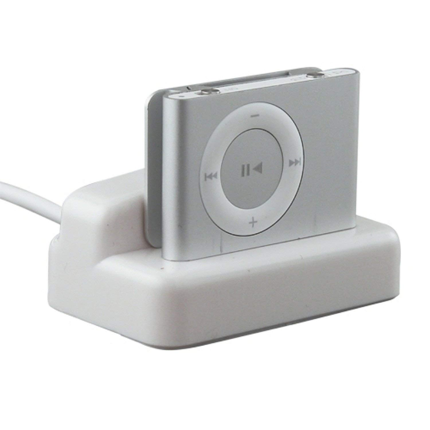 Bargaincell USB Hotsync & Charging Dock Cradle Desktop Charger for Apple iPod Shuffle 2nd Generation MP3 Player