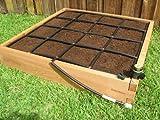 Cedar Raised Garden Kit - 4x4