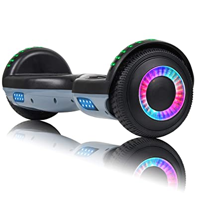 VEVELINE Hoverboard for Kids w/Bluetooth Speaker: Sports & Outdoors