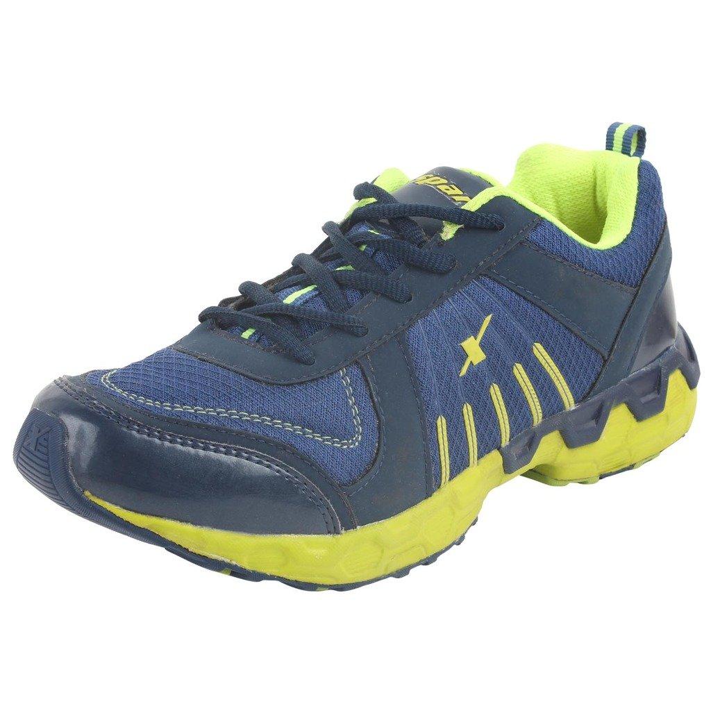 Buy Sparx Blue-Green Sports Shoe Size