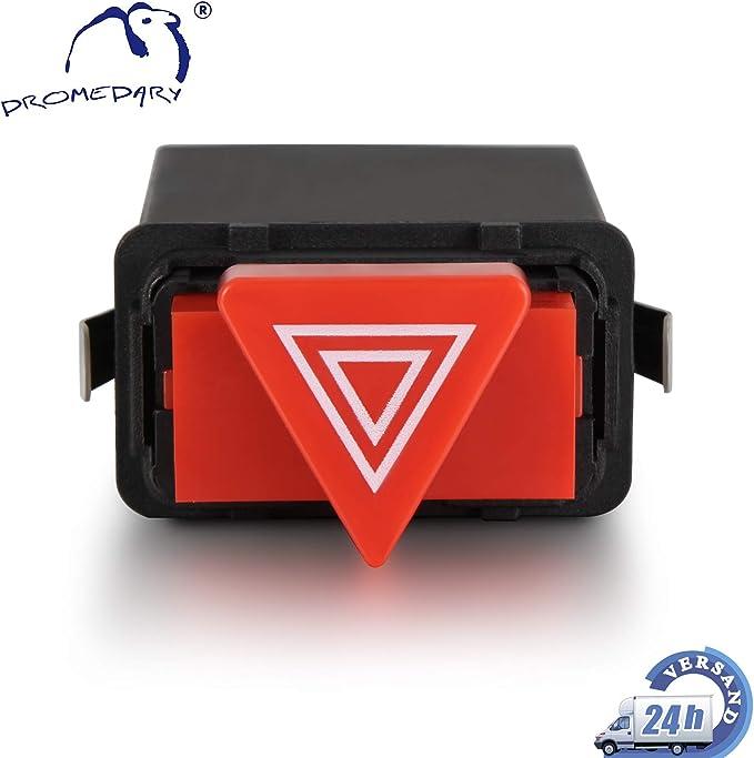 Dromedary 8l0941509l Warnblinkschalter Warnblinker Schalter Relais Warnblinklicht A3 8l1 1 6 1 8 1 9 Tdi Auto