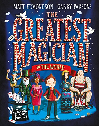 (The Greatest Magician in the World)