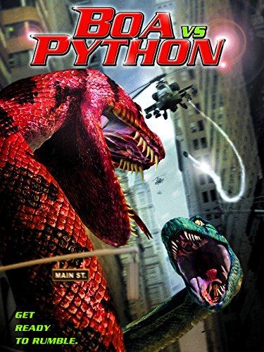 Boa Vs. Python - Animals Python