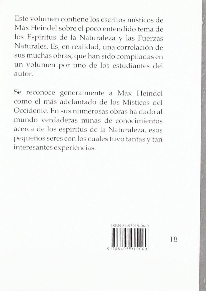 Los espiritus y las fuerzas de la naturaleza (Spanish ...