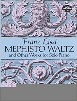 :TOP: Mephisto Waltz And Other Works For Solo Piano (Dover Music For Piano) [Paperback] [1994] (Author) Franz Liszt, Classical Piano Sheet Music. quality sobre puede Avstriya Other