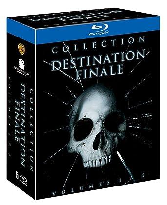 Coffret Destination Finale Volumes 1 à 5 Blu Ray Amazon Ca Dvd
