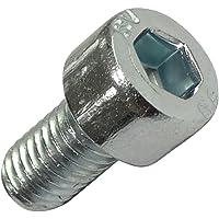 AERZETIX: 20x Pernos roscados con Cabeza cilindrica M5x10mm