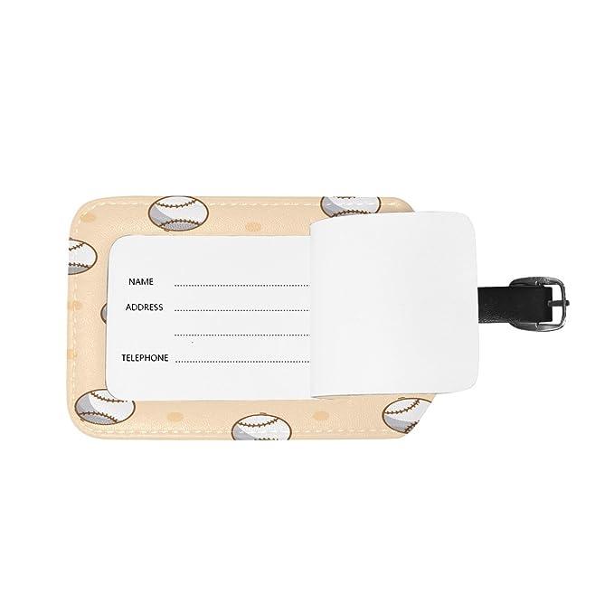 Saobao Travel Luggage Tag Fish PU Leather Baggage Suitcase Travel ID Bag Tag 1Pcs