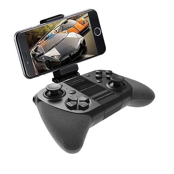 huge discount beb53 11d86 Amazon.com: Wireless iOS Game Controller, MFi Certified iOS Wireless ...