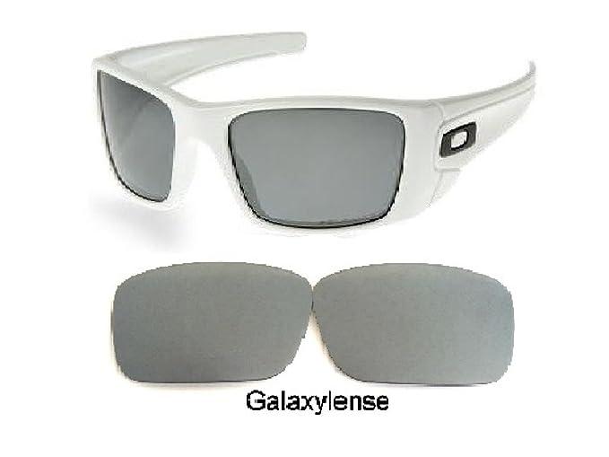 Galaxylense Lentes de reemplazo para Oakley Fuel Cell Polarizados para hombre o mujer 60x1.5x40 Regular Titanio: Amazon.es: Ropa y accesorios