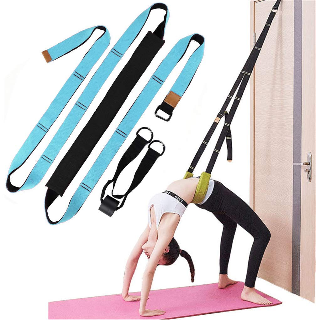 Image result for Door Flexibility Stretching Leg Stretcher Strap