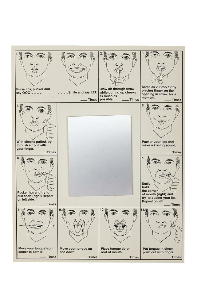 Oral Images 2, pack of 10