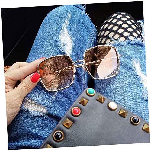 Sports Soleil 7 Couleurs 100 Femme Loisirs Homme A2 Goggle UV Qualité Haute Lunettes De Alliage ZHRUIY Cadre Protection q4E7S7