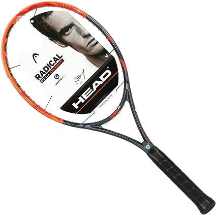 Amazon.com: Head Graphene XT radical Pro negro/naranja ...