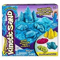 Kinetic Sand - Sandbox & Molds Activity Set (Colors Vary)