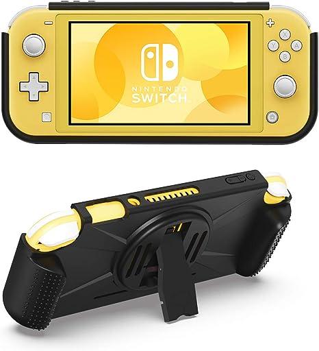 Amazon.com: MoKo - Carcasa para Nintendo Switch Lite (TPU ...