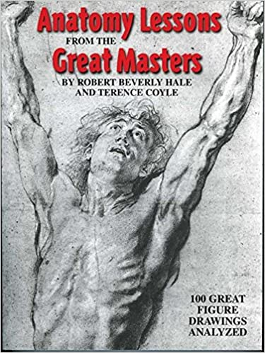 Buy Anatomy Lessons From the Great Masters: 100 Great Figure ...