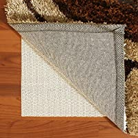 My Cozy Home Rug Pad 2x3 Feet - Non Slip, Anti Skid and Washable Rug Gripper Keeps Your Area Rugs, Carpet and Mats Safe in Place