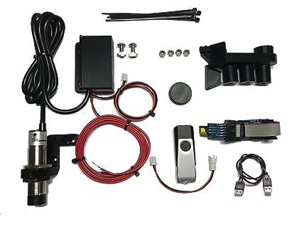 Creality CR-10 Kit completo de nivelación de cama para auto con ...