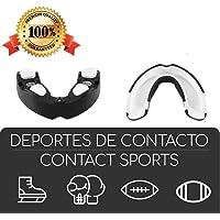 Stayoung Protector Bucal Boxeo/Protector de Encía - Deportes de Contacto, Boxeo, Rugby, MMA, Artes Marciales, Hockey, Jiu Jitsu