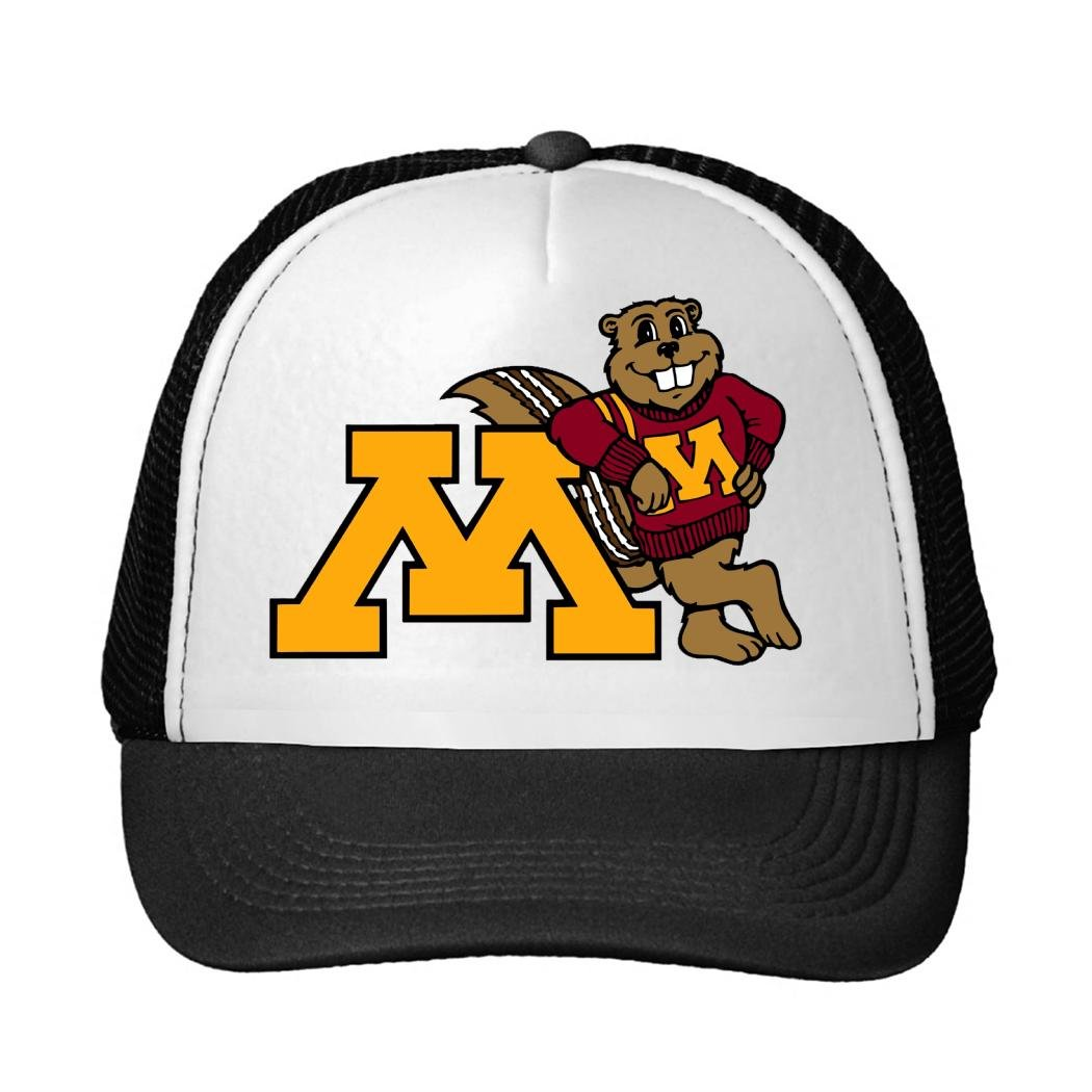 HOIUK Minnesota Golden Gophers Nice Trucker Snapback Hats caps