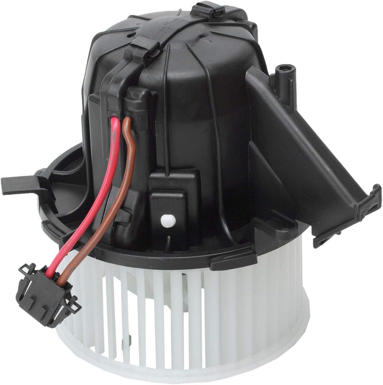 A//C Heater Blower Motor Fan Assembly for 08-12 Au-di A4 S4 Q5 A5 S5 Part# 8K1820021C 8K1820021B NEWZQ