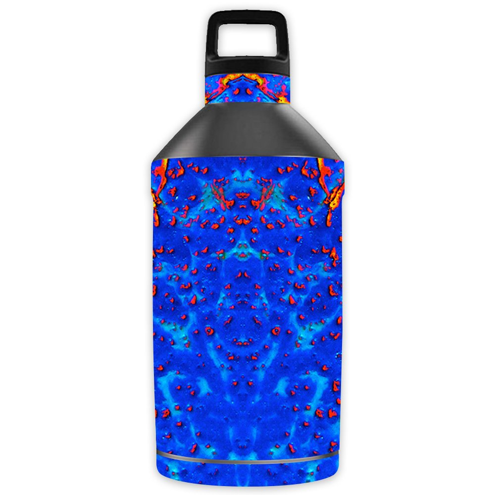 MightySkins Skin for OtterBox Elevation Tumbler 64 oz - Melting | Protective, Durable, and Unique Vinyl Decal wrap Cover | Easy to Apply, Remove, and Change Styles | Made in The USA