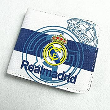 Real Madrid Club de fútbol 3d Logo de embrague solapa lienzo ...